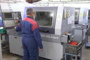 CNC Turning & Milling Essex